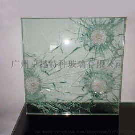 防弹玻璃 防爆破玻璃