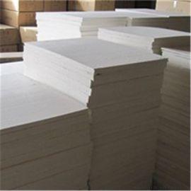 山东生产硅酸铝纤维毡 高密度硅酸铝保温板 防火材料