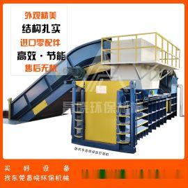 昌晓机械设备 120T 卧式半自动打包机