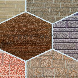 B2级聚氨酯金属雕花板383*16mm 外墙保温板