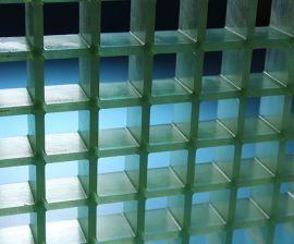 楼梯格栅 玻璃钢楼板踏步板 单向格栅案例