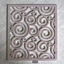 中山镂空雕刻铝单板安装