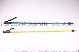 7075航空铝合金户外登山杖滑雪杖