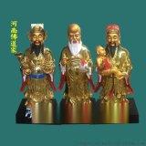 南极仙翁神像 寿星神像 树脂材质 河南佛道家