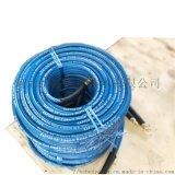 供应钢丝编织胶管 高压钢丝缠绕液压胶管 高压油管