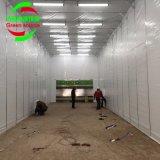 廠家定做伸縮房 伸縮噴漆房 環保移動噴漆房