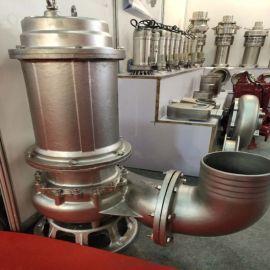 山东大流量污水泵 潜水污水泵 立式污水泵