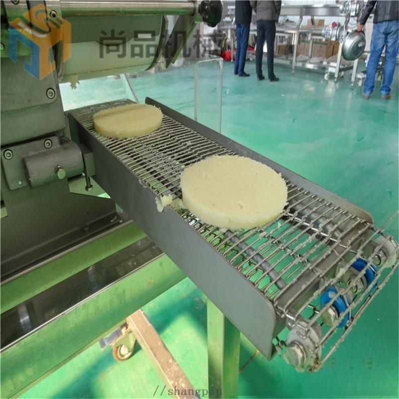 香辣鸡排成型机 全自动鸡肉饼成型机 猪排成型机