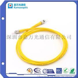 光纤跳线ST-ST单芯单模2米光纤线