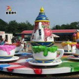 戶外新型遊樂設備 24人咖啡杯 廠家直銷遊樂設備