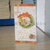 兒童手工卡通賀卡 博得生日祝福賀卡 外貿創意賀卡批發定制logo