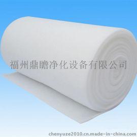 厂家供应福建烤漆房空气过滤棉 福州风机口初效风口棉  初效棉