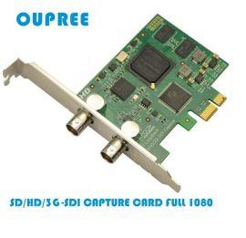 欧柏锐品牌SD/HD/3G-SDI高清视频采集卡-1080p采集卡SDI采集