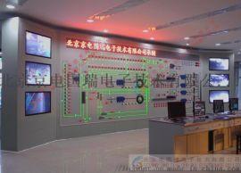 天津电力调度模拟屏  配电室模拟屏