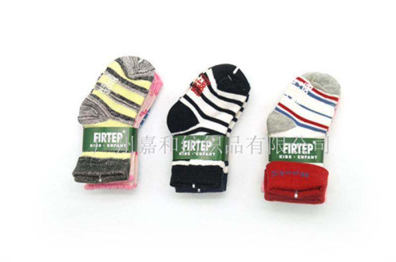 嬰兒襪子 舒適條紋童襪  廣州童裝襪子廠