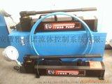 手动液压泵、手动加压泵、进口超高压打压泵