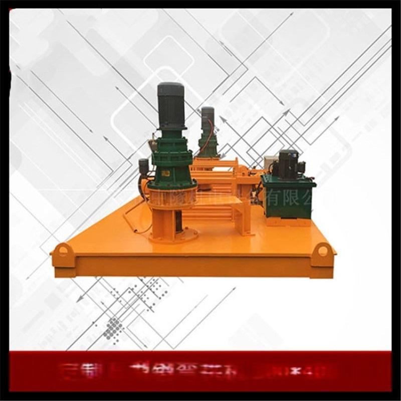 内蒙古包头全自动工字钢弯曲机/角钢卷圆机厂家供应