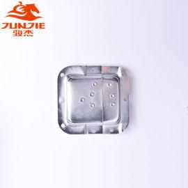 工具箱五金配件,木箱锁扣,J908方形蝴蝶箱包锁