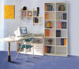 整体书柜-1002
