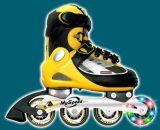 溜冰鞋,高档直排轮,轮滑鞋-S02
