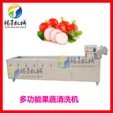工厂自产不锈钢蔬菜清洗机 水果清洗机