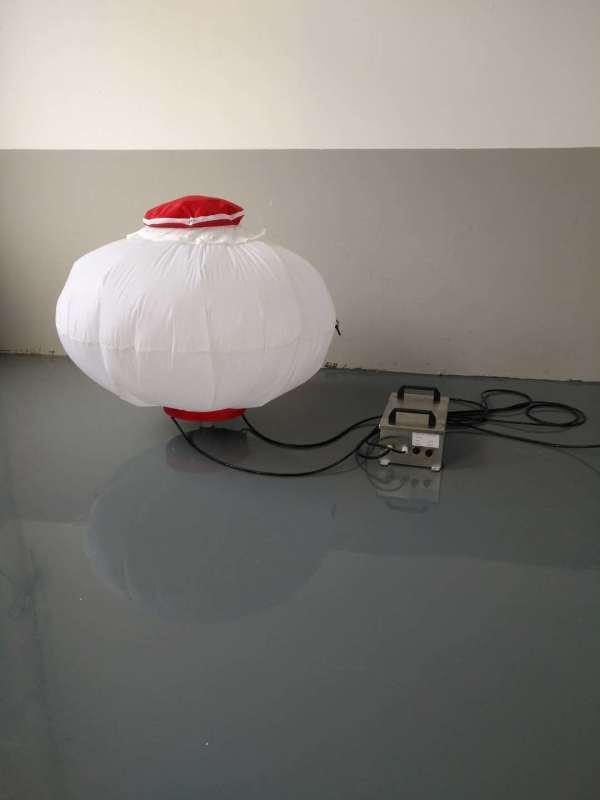上海河圣YQ45-2000J球形照明车