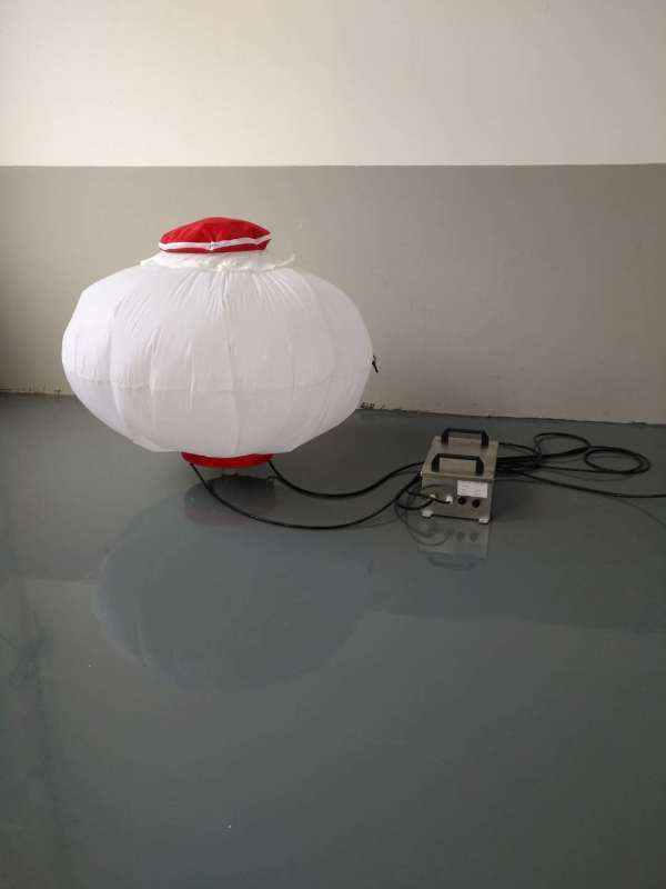 上海河聖YQ45-2000J球形照明車