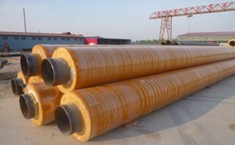 厂家直销预制玻璃钢保温管,玻璃钢管道