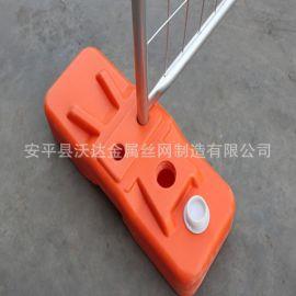临时护栏网厂家供应河北热镀锌移动护栏网/隔离栅批发