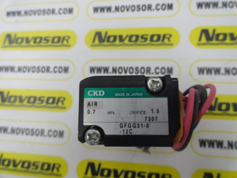 CKD电磁阀GFGG31-0-12C