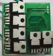 直流无刷电机控制板-3