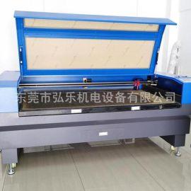 东莞厂家 手机套激光切割机 皮革雕花打孔机