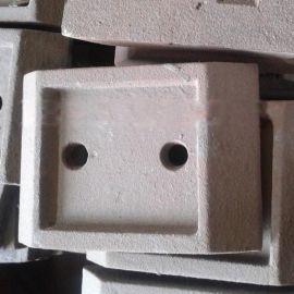 供应厂拌机配件 岳首400拌合站 叶片 混凝土搅拌机衬板