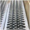 4mm碳钢鳄鱼嘴孔防滑板定制不锈钢楼梯踏步板