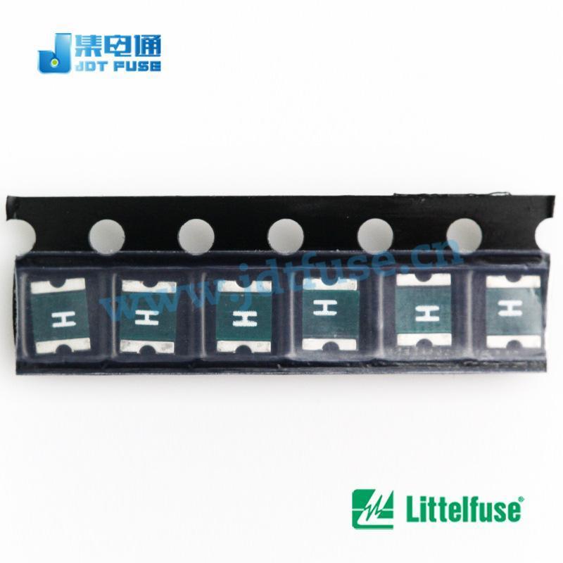 贴片1210L110/16WR力特Littelfuse 代理商16V自恢复保险丝1.1A
