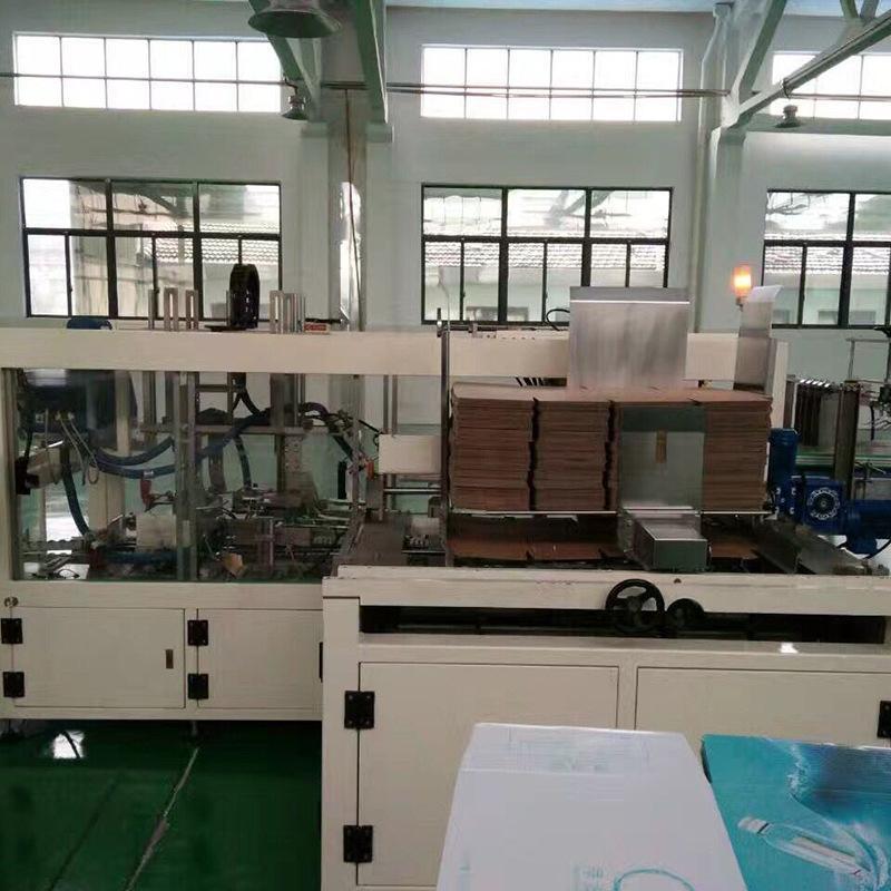 厂家直销装箱机 全自动矿泉水生产线装箱机