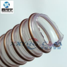 IPL-VC/壁厚1.5mm耐磨输送防静电除尘软管/日立钻孔机软管25