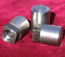 铝合金压铸柱塞头  东莞压铸机配件厂家直销