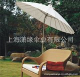 上海伞、24骨太阳伞庭院伞、户外景观遮阳伞生产定做厂家