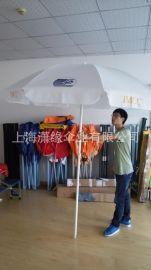 沙滩遮阳伞、防雨防晒防水沙滩伞生产定制厂家 上海制伞厂