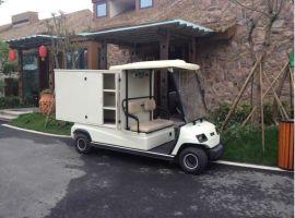 朗动2人座电动送餐车