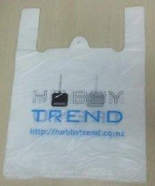 专业生产胶袋 背心胶袋 加厚12c购物胶袋 **背心胶袋