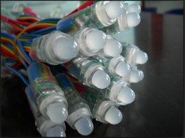 LED全彩鐵皮字外露燈串