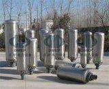 蒸汽锅炉 安全阀 对空排 消声器