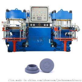 橡膠汽配成型機 日本三菱PLC平板**化機