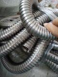 福莱通双扣不锈钢软管 双扣不锈钢金属软管 双扣不锈钢软管厂家