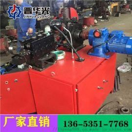 4千瓦电机钢绞线穿束机金属波纹管液压成型机揭阳市厂家