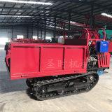 小型农用履带运输车果园履带手推车多功能履带式运输车