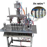 汽车补胎液、降温剂专业灌装设备及生产线