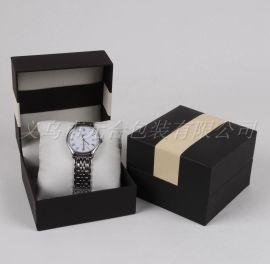厂家批发纸质手表包装盒 外贸手表盒 纸质首饰包装盒 名表盒定做